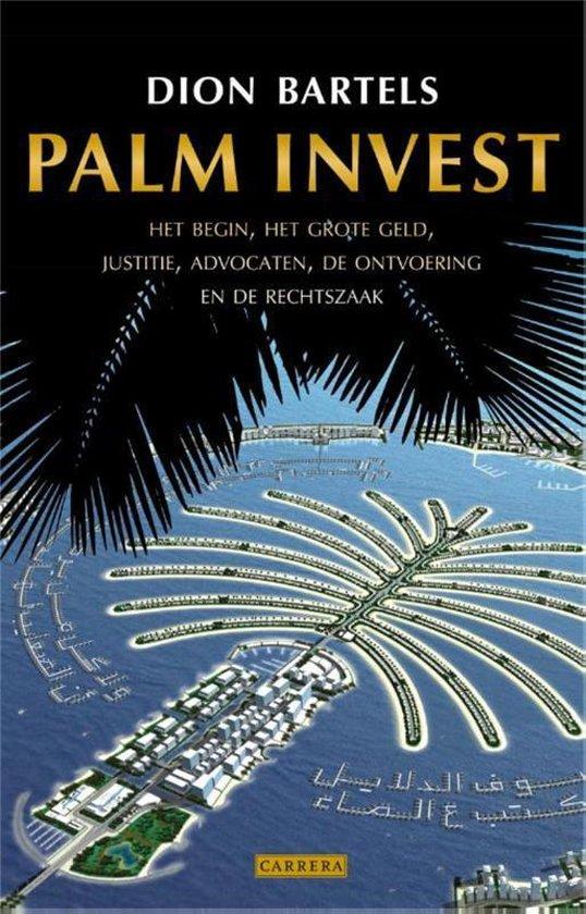 Boek cover Palm Invest van Dion Bartels (Paperback)