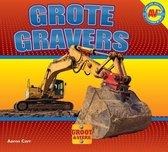 Groot & sterk  -   Grote gravers
