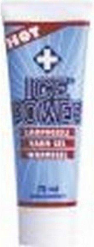 Hotpower Ice Power Gel Hot - 75 ml