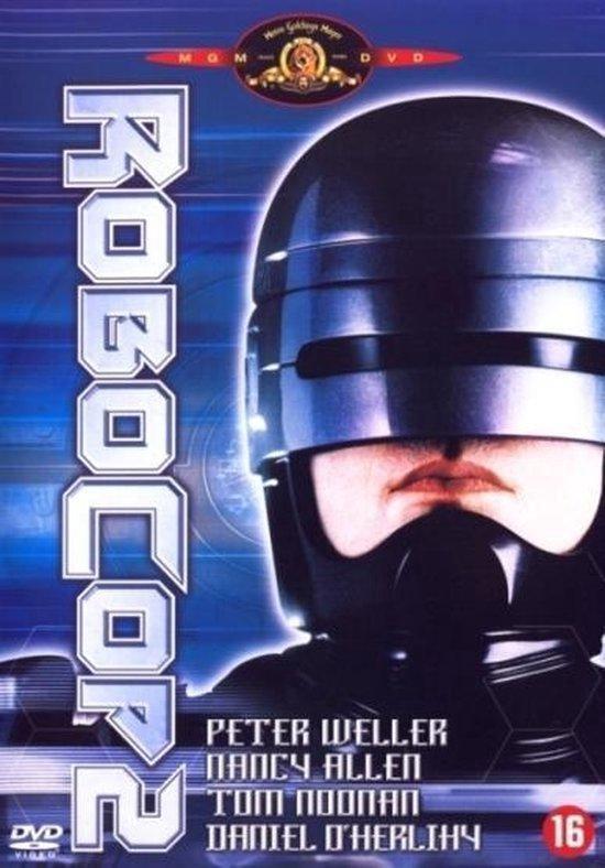Cover van de film 'Robocop 2'