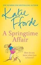 Omslag A Springtime Affair