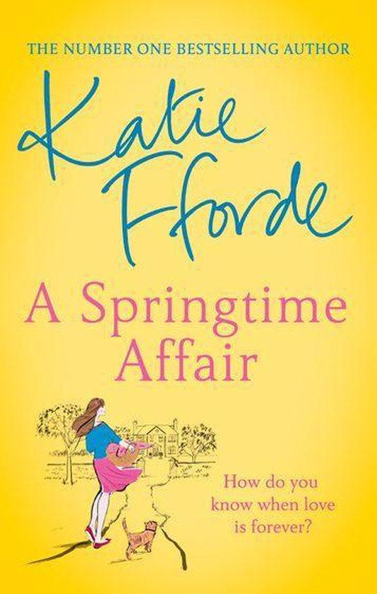 Omslag van A Springtime Affair
