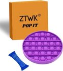 ZTWK© - Fidget toys pop it + Mesh and Marble - Fidget toys pakket - Pop it fidget toy - Fidget toys