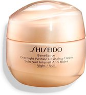Shiseido Overnight Wrinkle Resisting Cream nachtcrème Gezicht Anti-veroudering 50 ml