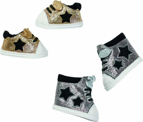 Baby Born Trend Sneakers Assorti 43 Cm