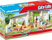 PLAYMOBIL City Life Kinderdagverblijf 'De regenboog' - 70280