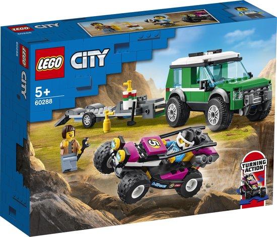 LEGO City Race Buggy Transporter - 60288