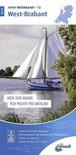 ANWB waterkaart 13 - Waterkaart 13. West-Brabant