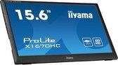 iiyama ProLite X1670HC-B1 - Portable monitor - 15 inch