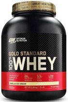 Optimum Nutrition - 100% Whey Gold Standard Protein - Vanilla Ice Cream - 2270 gram