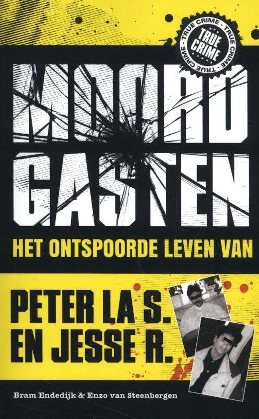 Boek cover Moordgasten van Bram Endedijk (Paperback)