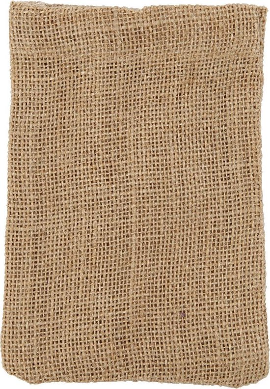 Tas. bruin. afm 10x15 cm. 275 . 4 stuk/ 1 doos