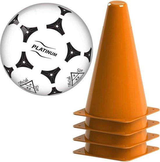 Afbeelding van het spel Summertime Pionnen en Voetbal 5-delig