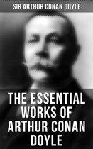 Omslag The Essential Works of Arthur Conan Doyle