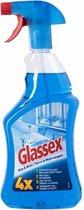 Glassex Glas & Oppervlaktespray 750 ml - oppervlakte spray