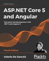 ASP.NET Core 5 and Angular