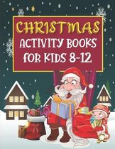 Christmas Activity Books For Kids 8-12