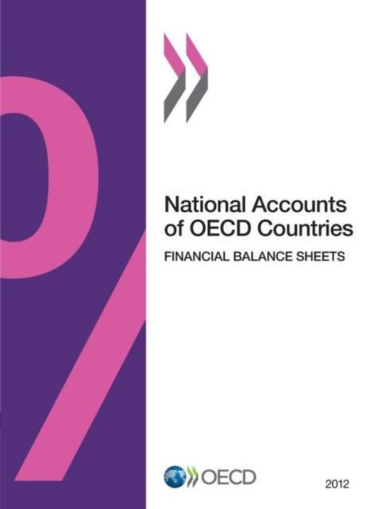 National accounts of OECD countries, financial balance sheets 2012