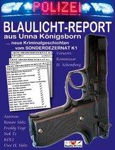 BLAULICHT-REPORT... neue Kriminalgeschichten vom SONDERDEZERNAT K1