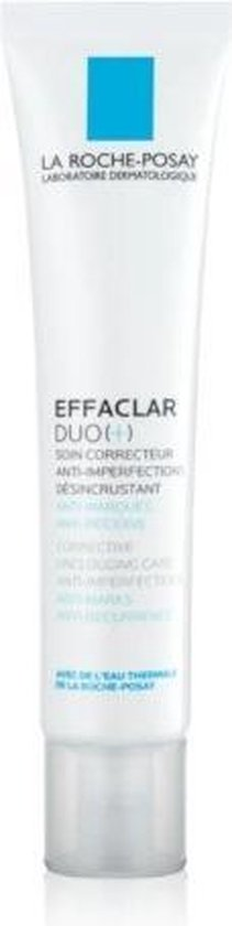 La Roche-Posay Effaclar DUO[+] dagcrème - 40ml - vette, acne huid