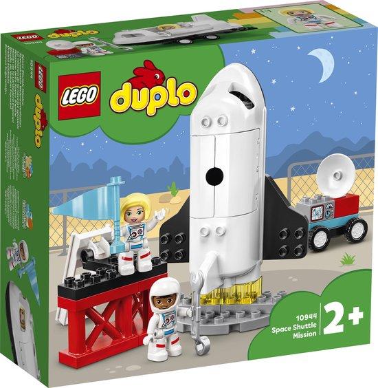 LEGO DUPLO Space Shuttle Missie - 10944