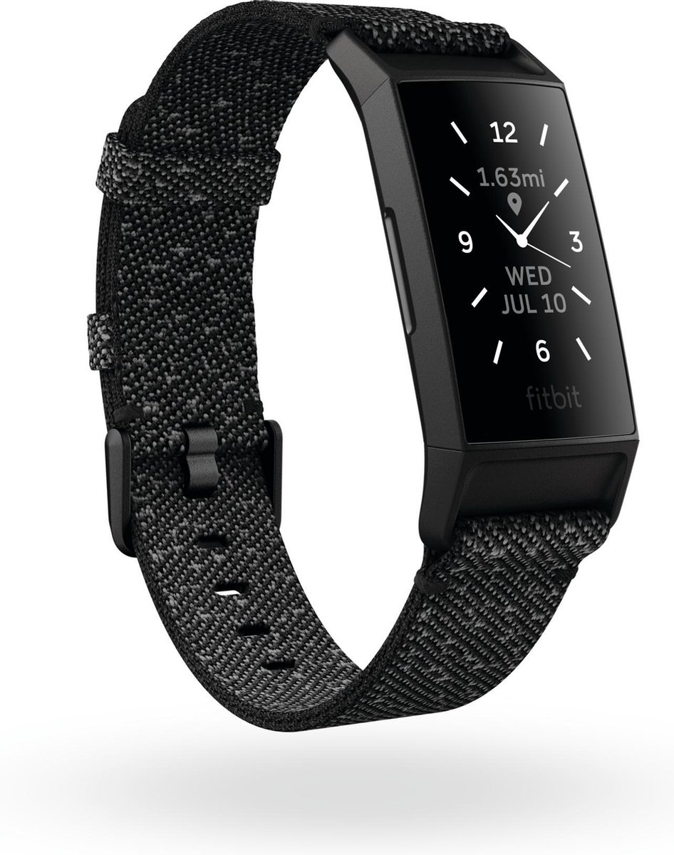 Fitbit Charge 4 - Special Edition - Activity tracker - Graniet
