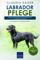 Boek cover Labrador Pflege van Claudia Kaiser