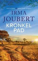 Boek cover Kronkelpad van Irma Joubert