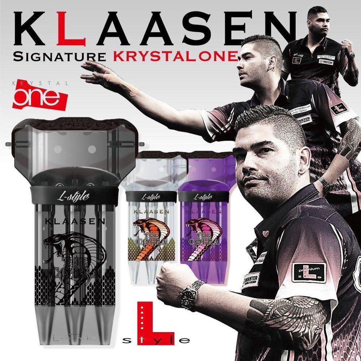 L-Style Krystal One Jelle Klaasen Black
