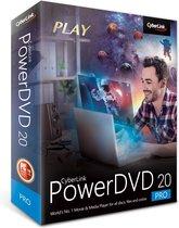 Cyberlink PowerDVD 20 Pro - Meertalig - Windows download