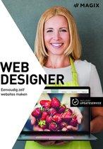 MAGIX Web Designer - Nederlands / Engels / Frans - Windows