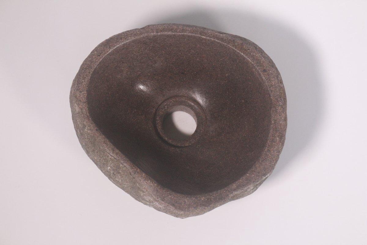 Natuurstenen waskom | DEVI-W21-242 | 25x22x12