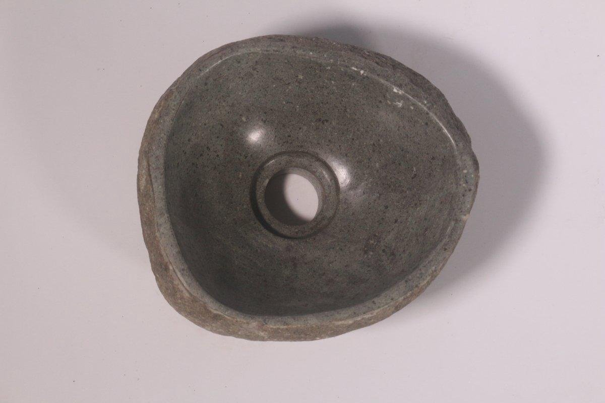Natuurstenen waskom | DEVI-W21-292 | 21x23x12