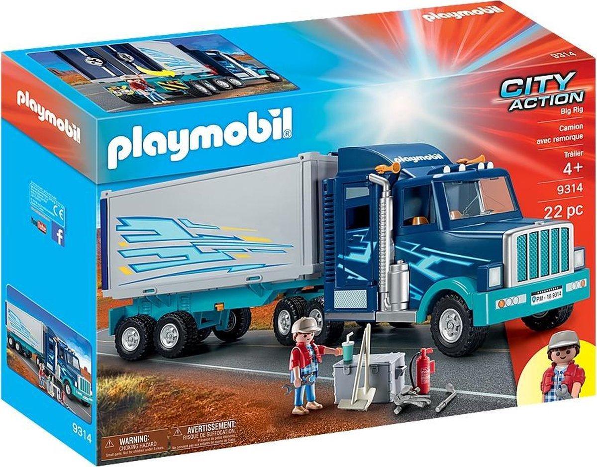 Playmobil 9314 speelgoedvoertuig