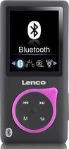 Lenco Xemio 767 - MP3-speler met Bluetooth en 8GB