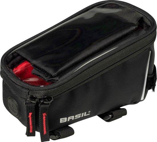 Basil Sport Design Frametas - Zwart - 1 Liter