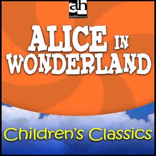 Boek cover Alice in Wonderland van Lewis Carroll (Onbekend)