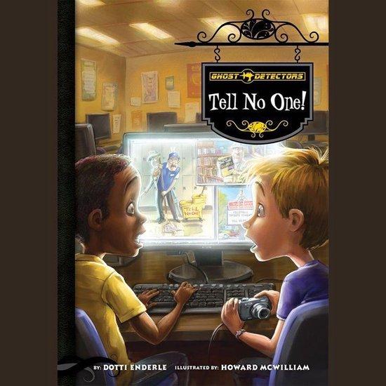 Boek cover Ghost Detectors Book 3 van Dotti Enderle (Onbekend)