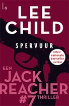 Omslag Jack Reacher 7 - Spervuur