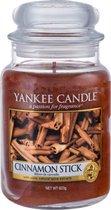 Yankee Candle Large Jar Geurkaars - Cinnamon Stick