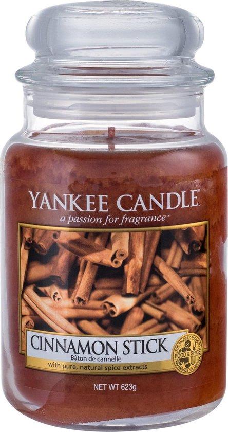 Yankee Candle Large Jar Geurkaars – Cinnamon Stick