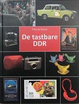 Boek cover De tastbare DDR van Friso De Zeeuw