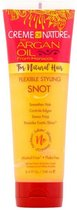 Creme Of Nature Argan Oil For Natural Hair Flexible Styling Snot 250ml