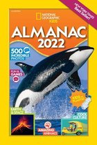National Geographic Kids Almanac 2022, U.S. Edition (Library Edition)