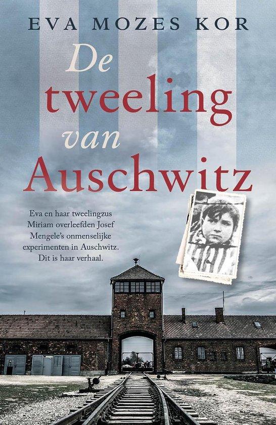 Boek cover De tweeling van Auschwitz van Eva Mozes Kor (Paperback)