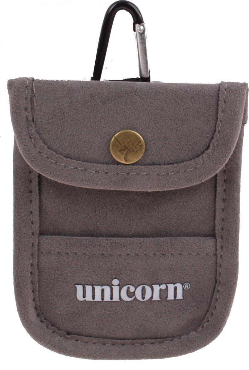 Unicorn Accessory Pouch - Grijs