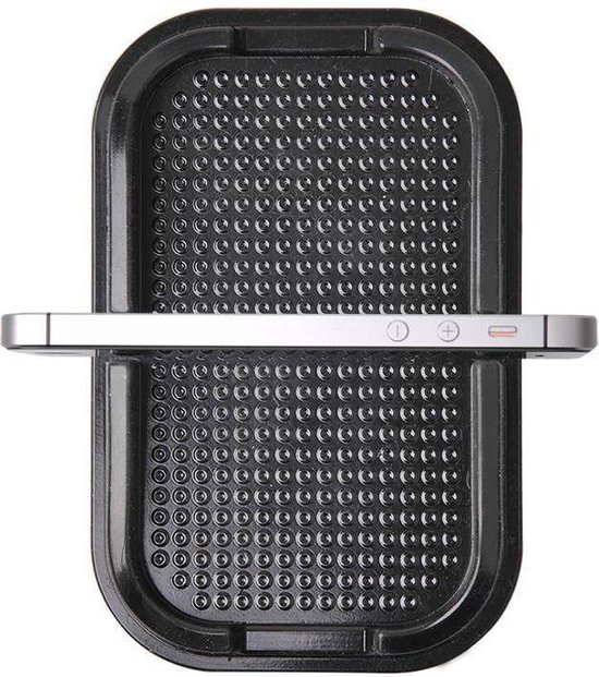 Proplus Anti-slipmat 10 X 15 Cm Zwart
