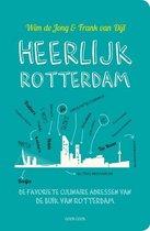 Omslag Heerlijk Rotterdam