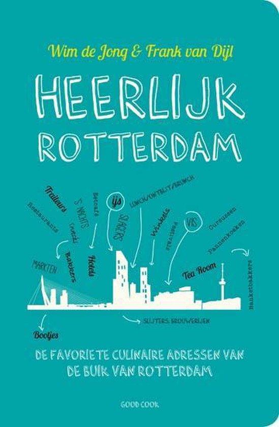 Omslag van Heerlijk Rotterdam