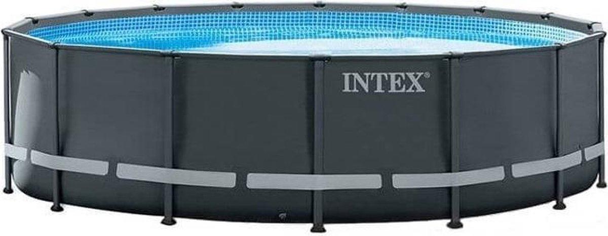 Intex Ultra XTR Frame zwembad   488 x 122cm